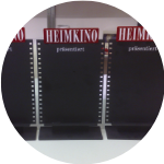 HEIMKINO DVD Display